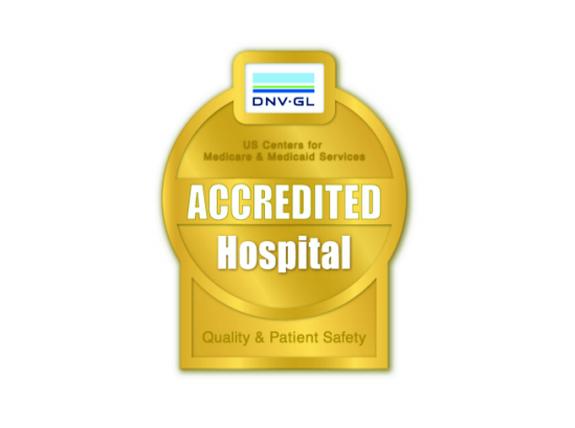 DNV GL Accreditation since 2013