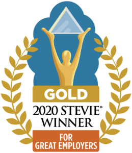 Gold Stevie® Award in the Best Talent Acquisition Process category