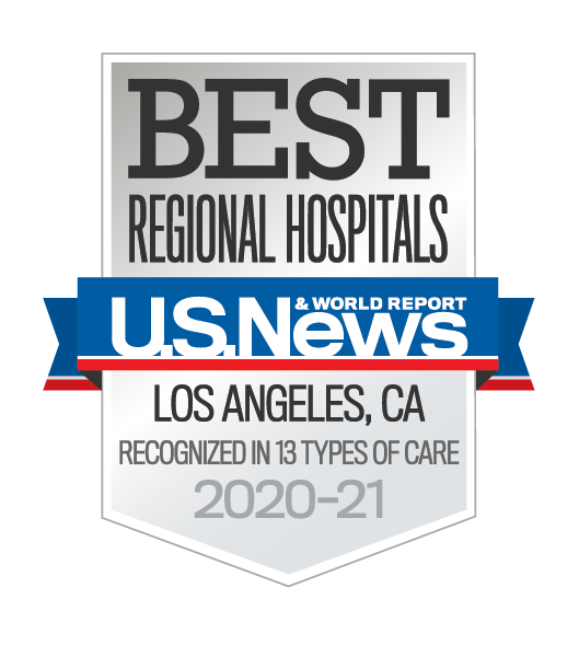 Hoag - Best Regional Hospital Los Angeles, LA 2020-21 U.S. News